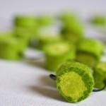 Grønne bomber, bomuld