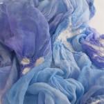 Luftig silke og uld